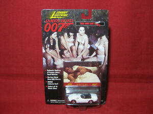 James Bond 1967 Toyota 2000GT Roadster You Only Live Twice Sean Connery 007 1:64