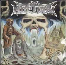 Nocturn - Estranged Dimensions, 1991 (Hol), CD