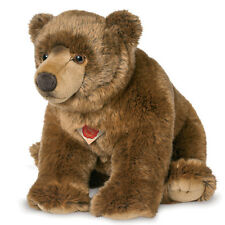 Plush Soft Toy Grizzly Bear by Teddy Hermann. 50cm. 910510