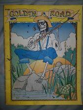Grateful Dead The Golden Road Issue Three/Summer 1984 Jerry Garcia Bob Weir Phil