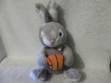 Dan Dee Collectors Choice Gray Bunny Rabbit Plush Animal