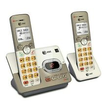 AT&T EL51203 DECT 6.0 Phone with Caller ID Call Waiting 2 Cordless Handsets