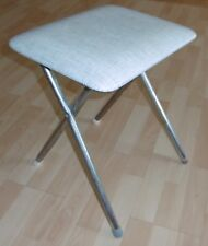 klapp stuhl hocker alt küchen klappstuhl top nostalgie loft deko 1960 er design
