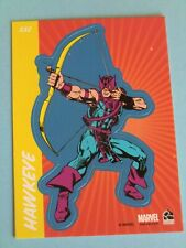 OLD CARD 2000´  COMIC MARVEL HAWKEYE