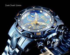 Invicta Reserve Womens 44mm Venom Blue Label Swiss Chronograph Bracelet Watch