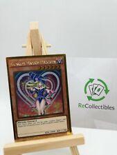Yu-Gi-Oh! Dunkles Magier-Mädchen, MVP1-DEG56, NM, Gold Rare