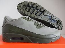 NIKE AIR MAX 90 ULTRA 2.0 ESSENTIAL LIGHT KHAKI CARGO GREEN SZ 9 [875695-013]