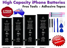For iPhone 6 6 Plus 6s  6s+ HIGH Capacity Genuin OEM Battery + Tools - AUS STOCK