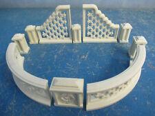 viele Gitter Pfosten System X Traumschloss Teile 4250 5142 Playmobil 8173