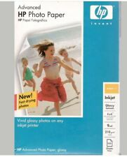 HP 4X6 Advanced Glossy Photo Paper/100 Sheets Q7906A