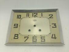 ancien cadran carillon pendule horloge JURA style ODO