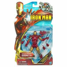 "Iron Man Mark VI Marvel Universe Legends Series Armored Avenger 6"" 6 inch figure"
