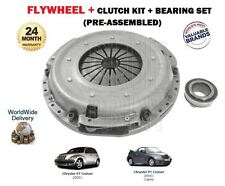 FOR CHRYSLER PT CRUISER 2.0 2.4 2000--> CLUTCH KIT WITH FLYWHEEL AND BEARING SET