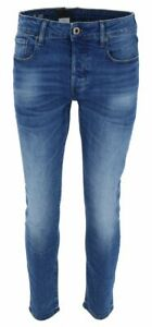 G-STAR RAW DENIM 3301 SLIM Azure Stretch Denim Herren Jeans