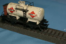 Marklin 314 G Tanker Car GASOLIN MOTANOL