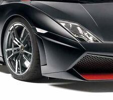 Lamborghini Gallardo 560 570 OEM Side Markers Lens set  White / Clear  New!!!