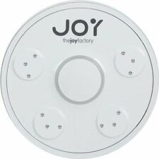 The Joy Factory Zip Mini Touch-n-Go International Multi Charging Station - White