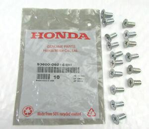 16 x Genuine OEM Honda Acura Disc Brake Retaining Rotor Screws
