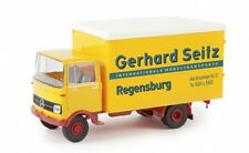 "#48548 - Brekina MB LP 608 Koffer ""Gerhard Seitz"" - 1:87"