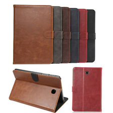 For Samsung Galaxy Tab A / Tab S2 / Tab S / Tab E / Tab 4 Leather Case Cover