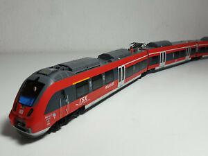 H0 Piko 59504 E-Triebwagen BR 442 Talent 2 Rhein Sieg Regio DB (02/010)