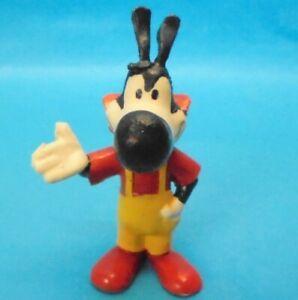 Fix und Foxi : LUPO Nr. 4 b Hose dunkelgelb Mund durchgängig schwarz HEIMO