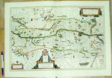 Österreich Austria alte Landkarte Reproduktion 60 x 43 cm