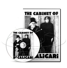 The Cabinet of Dr. Caligari (1920) (Das Cabinet des Dr. Caligari) Horror DVD