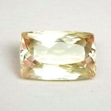TOP HIDDENITE : 17,96 Ct Natürlicher Rosa Gelb Hiddenit ( Yellow Kunzite )