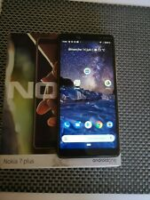 Smartphone Nokia 7 Plus - 64 Go - Noir/Cuivre - Double SIM - Débloqué
