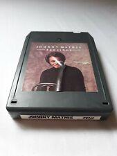 JOHNNY MATHIS- Feelings -8-Track Tape