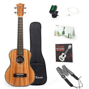 Kmise Ukulele Tenor 26 inch 4 String Guitar Kit with Gig Bag for Beginner Gift