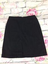 Tommy Hilfiger Women's Skirt Black Stretch Size 10 Career Wear