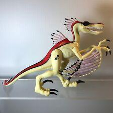 Jurassic Park JP53 Chaos Effect Velocirapteryx With Electronic Attack Shriek