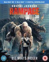 Neuf Rampage 3D Blu-Ray