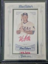 2013 Topps Allen & Ginter's Framed Mini Red Ink #102/373 Mike Olt Rookie Auto SP