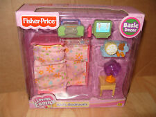 Fisher Price Loving Family Bambini Camera Da Letto V RARO