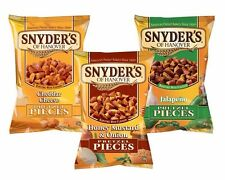 Snyders Pretzel Pieces Mxd Case 30x56g (Mixed Between 3 Flavours)