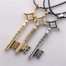 Attack on Titan Eren Yeager's Basement Key Choker Necklace Pendant Cos Jewelry