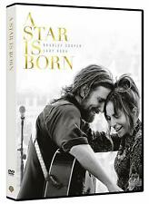 A STAR IS BORN con Bradley Cooper e Lady Gaga DVD