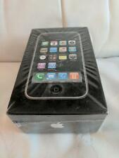 Apple iPhone 3G - 8GB - Black (AT&T) Smartphone MB702LL/A. New Sealed!!