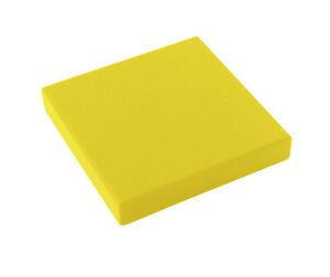 Lego 50x Fliese 2x2 in gelb (3068b) Neu gelbe Fliesen Kacheln Kachel Basics City