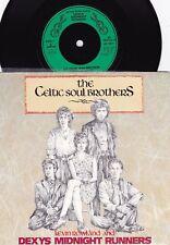 Dexys Midnight runners ORIG UK PC 45 Celtic soul brothe NM '82 Mercury New wave