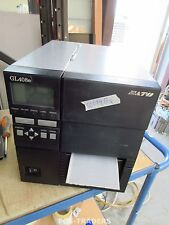 SATO GL408E DT/TT Thermal Thermo Label Drucker USB LAN Printer 50579.8M - TESTED