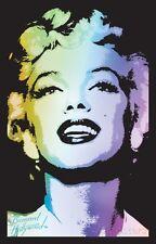 Marilyn Monroe Blacklight Poster Print, 22x34