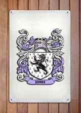 Little Coat of Arms A4 10x8 Metal Sign Aluminium Heraldry Heraldic