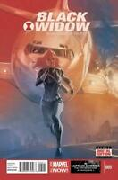 Black Widow #5 (Vol 5)