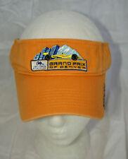Shell Oil Denver Grand Prix F1 Racing Formula 1 Car Hat Visor Cap New Nos Osfm