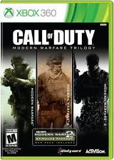 Call of Duty: Modern Warfare Trilogy Xbox 360 New Xbox 360, Xbox 360