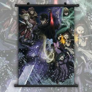 BERSERK Kentaro Miura Anime Manga Wallscroll Poster Kunstdrucke Bider Drucke4060
